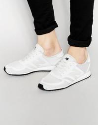 Кроссовки из микрофибры New Balance 420 - Белый