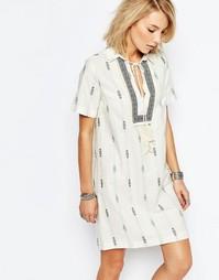 Платье с платочным принтом Deby Debo - Богемное платье