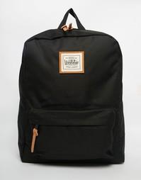Рюкзак с карманом Workshop - Черный