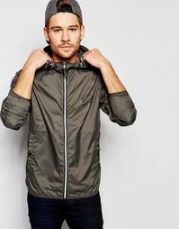 Легкая куртка с капюшоном Jack & Jones - Черный