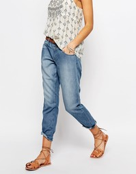 Свободные джинсы Esprit - Светло-голубой