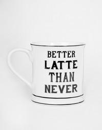 Кружка Better Latte Sass & Belle - Мульти