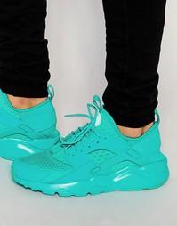 Кроссовки Nike Air Huarache Run Ultra Br 833147-300 - Зеленый