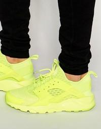 Кроссовки Nike Air Huarache Run Ultra Br 833147-700 - Желтый