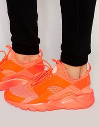Кроссовки Nike Air Huarache Run Ultra Br 833147-800 - Оранжевый