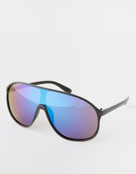 Солнцезащитные очки-маска Trip - Черный