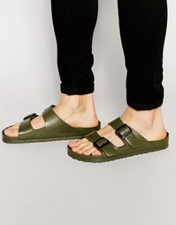 Сандалии Birkenstock Arizona - Зеленый