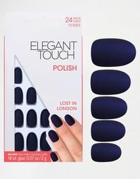 Короткие накладные ногти ограниченной серии Elegant Touch