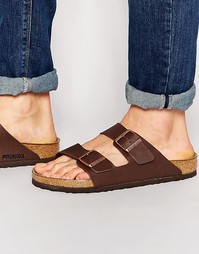 Сандалии Birkenstock Arizona - Коричневый