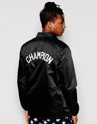Спортивная куртка Champion - Темно-синий