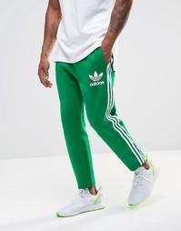 Зеленые джоггеры adidas Originals adicolor B10669 - Зеленый