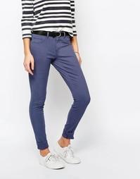 Классические джинсы скинни с пятью карманами J.D.Y - Indigo - индиго JDY