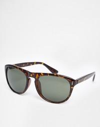 Солнцезащитные очки-авиаторы Jack & Jones - Коричневый
