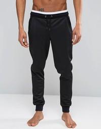 Облегающие спортивные штаны для дома ASOS - Черный