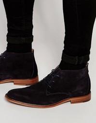 Ботинки чукка ALDO Renacia - Темно-синий