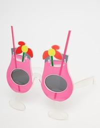 Солнцезащитные очки Коктейль NPW - Мульти