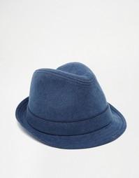 Фетровая шляпа Esprit - Синий
