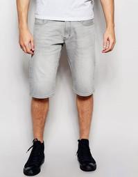 Джинсовые шорты Esprit - Светло-серый