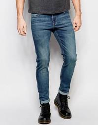 Облегающие джинсы цвета темный индиго Cheap Monday - Индиго
