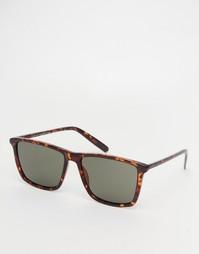 Солнцезащитные очки Cheap Monday - Темно-черепаший