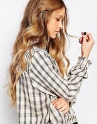 Шестиугольная заколка для волос Orelia - Бледно-золотистый