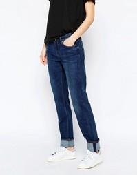 Прямые джинсы с классической талией Weekday Issue - Синий