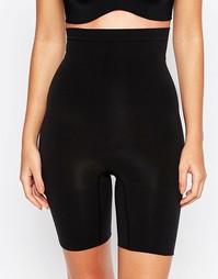 Моделирующие шорты Spanx Higher Power - Черный