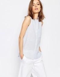 Блузка без рукавов Neon Rose - Синий