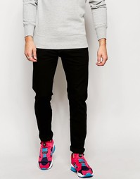 Черные джинсы WeSC Alessandro HF - Черный