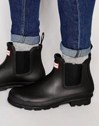 Ботинки челси Hunter Original - Черный