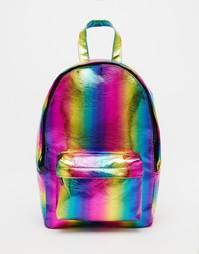 Миниатюрный рюкзак ASOS - Мульти