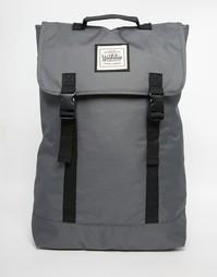 Рюкзак с двумя ремешками Workshop - Серый