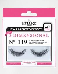 Накладные ресницы Eylure 3 Dimensional - No. 119 - 3 dimensional 119
