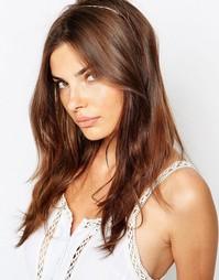 Украшение для волос в форме ветки Orelia - Золотой
