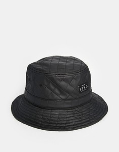Черная панама King Apparel - Черный