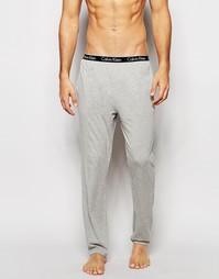 Узкие штаны для дома Calvin Klein - Серый