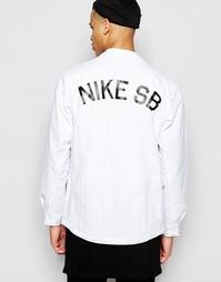 Спортивная куртка Nike SB 724258-100 - Белый