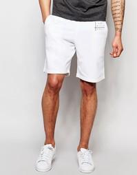 Легкие трикотажные шорты Jack Wills Galston - Белый