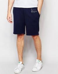 Легкие трикотажные шорты Jack Wills Galston - Темно-синий