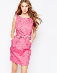 Платье Trollied Dolly Sunday Best - Розовые брызги