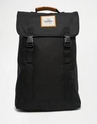 Рюкзак с двумя ремешками Workshop - Черный