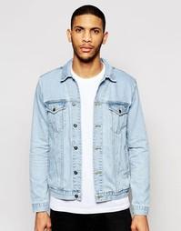 Джинсовая куртка в стиле 90-х Kubban - Синий
