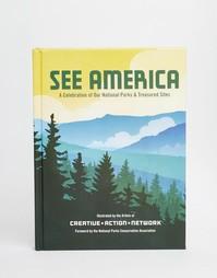 Книга-путеводитель See America - Мульти Books