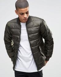 Куртка Carhartt WIP Bryant - Коричневый