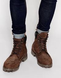 Классические премиум-ботинки Timberland - Коричневый