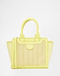 Небольшая сумка-тоут Nica - Lemon mix