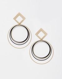 Комплект браслетов с геометрическим дизайном Nylon