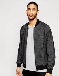 Легкая куртка adidas Originals - Черный