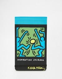 Блокнот Keith Haring - Мульти Gifts
