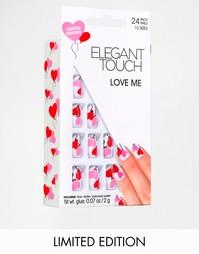 Накладные ногти ограниченной серии Elegant Touch Love Me - Love me